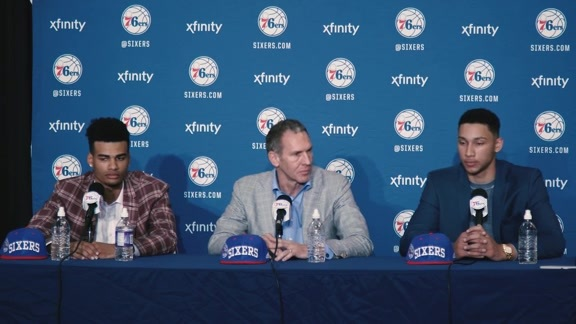 Post-Draft Player Press Conference