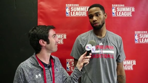 1-on-1 with Shawn Long | vs NBA D-League Select Team