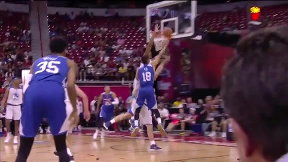 Best 2016 Summer League Dunks