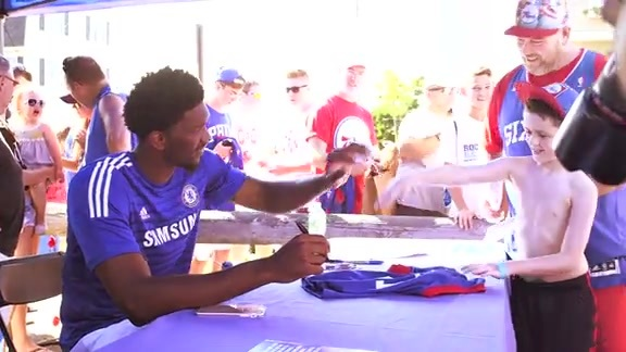 2016 Sixers Beach Bash Recap