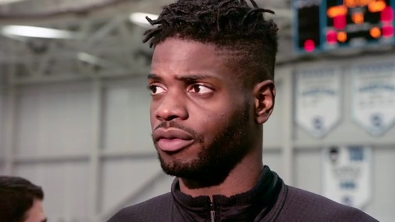 Nerlens Noel Media Availability | 16-17 Training Camp (Day 3)