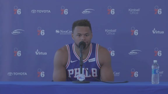 2017 Media Day | Justin Anderson