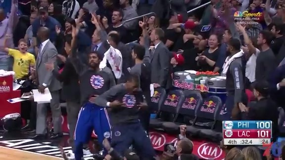 State Farm Assist of the Game | vs Clippers (11.13.17)