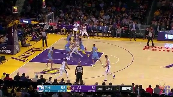 State Farm Assist of the Game | vs Lakers (11.15.17)