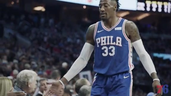 Robert Covington Signs Contract Extension with Sixers