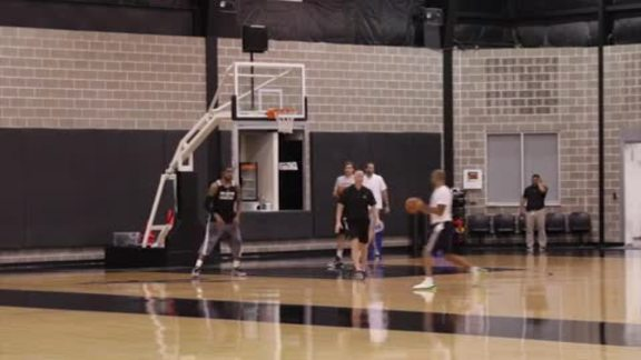 Spurs Update: Training Camp Day 3