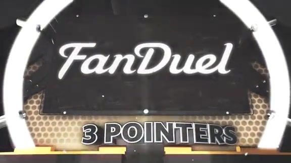 FanDuel 3-Pointers: Spurs vs Hawks