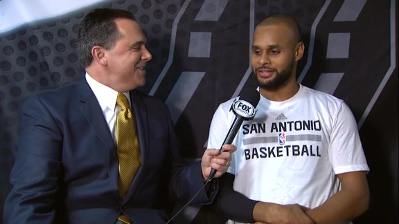 Postgame Interview: Patty Mills 11/29