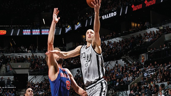 Highlights: Spurs vs Knicks