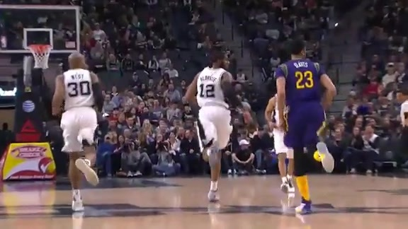 Spurs Update: Spurs Defeat Pelicans 110-97