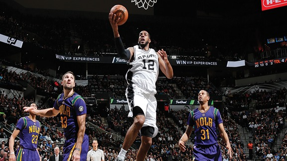Season-High 36 For LaMarcus
