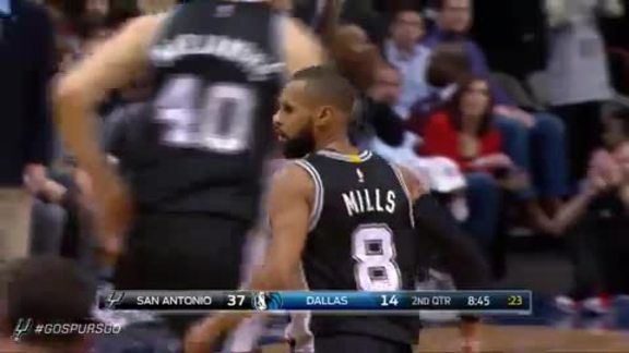 Highlights: Patty with 16 Points in Win Over Mavs