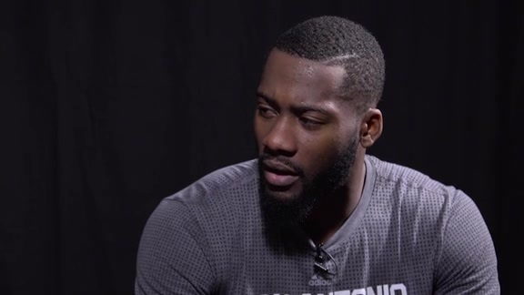 One-on-One With Jonathon Simmons