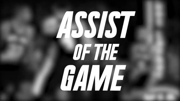 Assist of the Game: Kawhi and Patty Turn Defense into Offense
