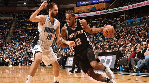 Highlights: Kawhi Scores 29 Points at Orlando