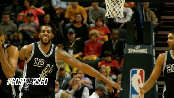 Playoff Feature: Spurs Evolution