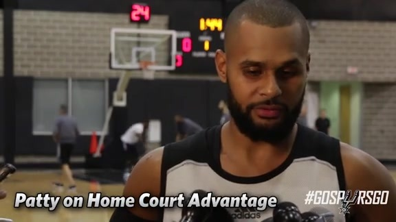 Spurs Sound: Shootaround 5/2