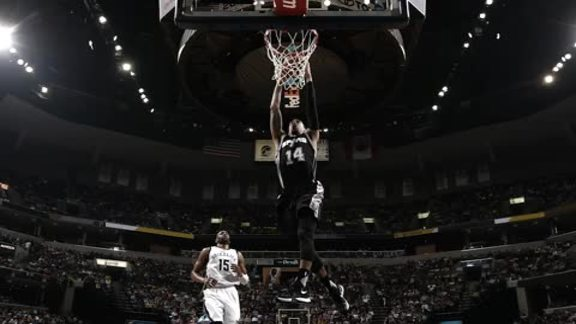 Danny Green: Highlights 2015-16