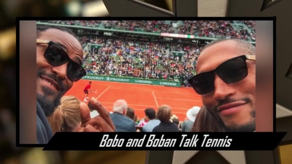 Social Spotlight: Bobo and Boban Talk Tennis