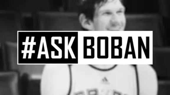 #AskBoban: Boban Answers Fan Twitter Questions