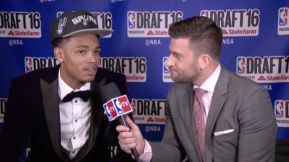 All-Access: Dejounte Murray