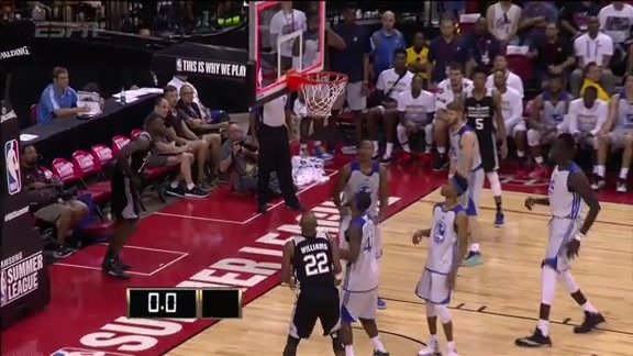 Jonathon Simmons Game Winner