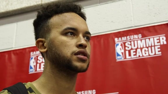 Kyle Anderson: Postgame 7/10
