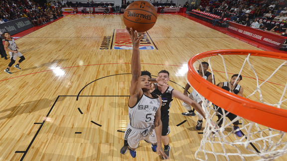 Summer League Highlights - Dejounte Murray
