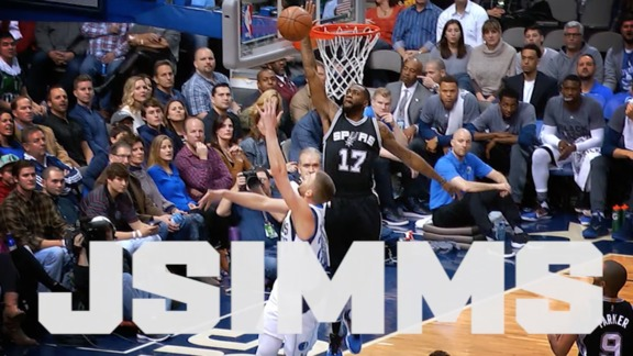 Happy Birthday Jonathon Simmons