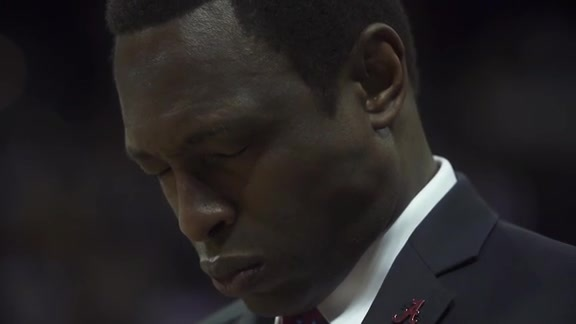Avery Johnson & Alabama Bring Scholarship to San Antonio