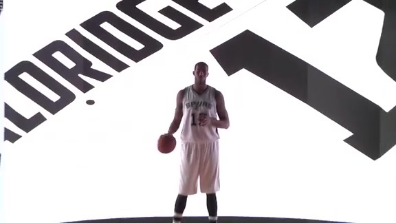 Spurs Media Day: Behind the Scenes