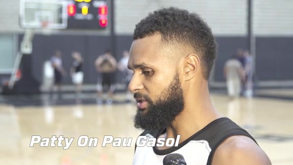 Spurs Sound: Training Camp 9/27