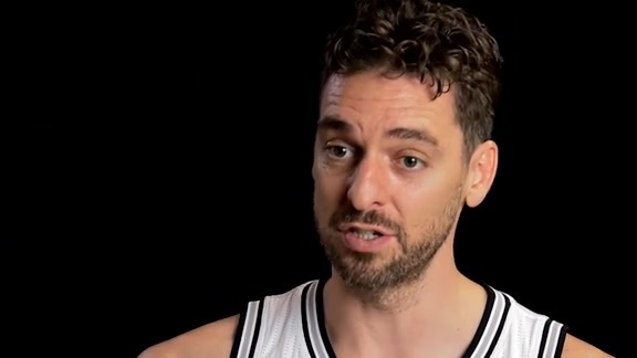 One-one-One With Pau Gasol