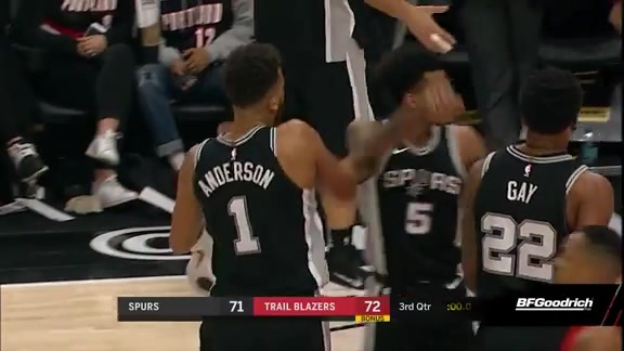 BF Goodrich Great Play from the Road: Kyle's Buzzer Beater