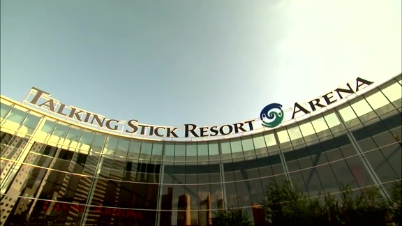 Suns Unveil Talking Stick Resort Arena