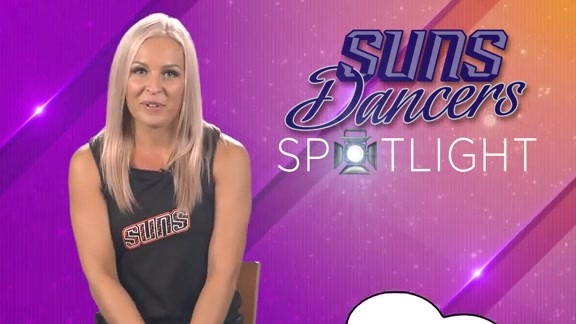 Suns Dancer Spotlight: Shayla