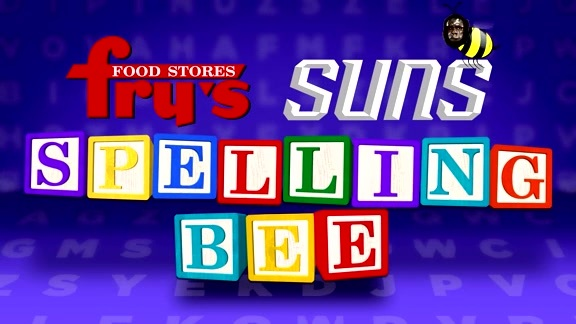 Suns Spelling Bee