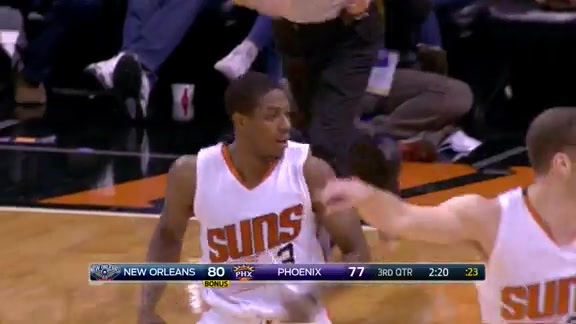 Brandon Knight Drops 29 against New Orleans