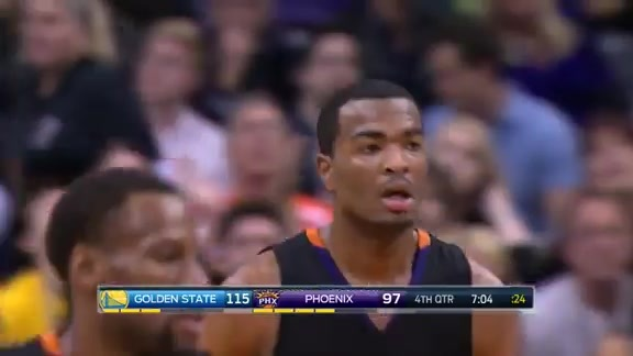 TJ Warren With Career Night