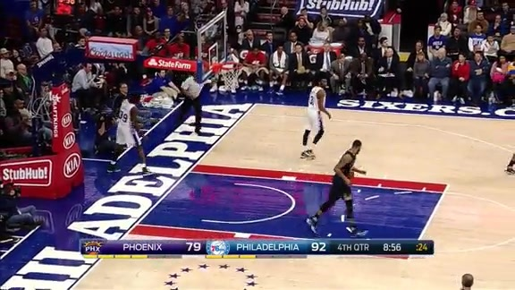 Keef Finishes the Break
