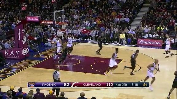 Jefferson Rises for the Dunk