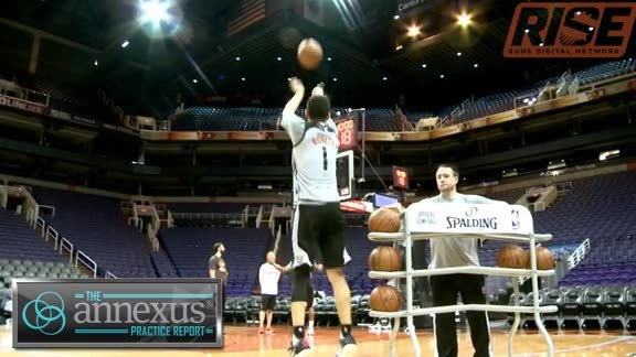 Annexus Practice: Booker Talks 3-Point Competition