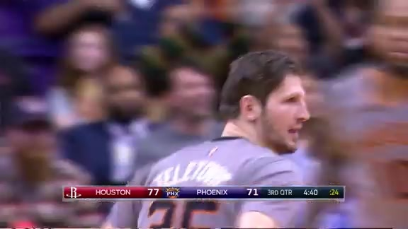Highlights of Suns vs Rockets