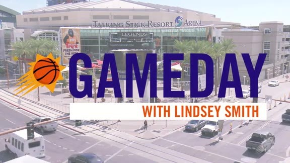 Suns Gameday: Home Opener vs Trail Blazers