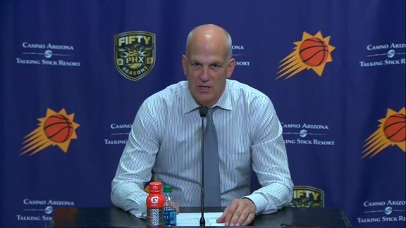 Jay Triano Postgame 11/22/17