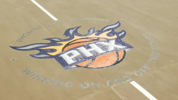 Suns At 50 Courts | Neighborhood Ministries