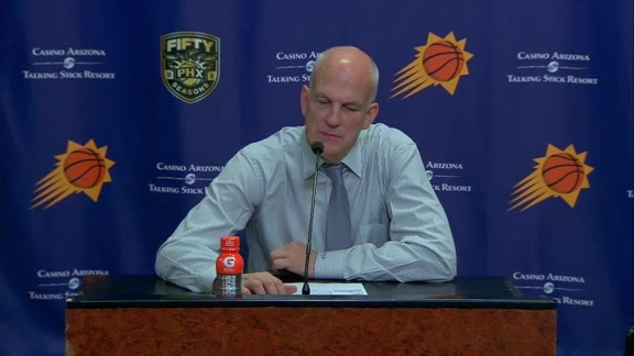Jay Triano Postgame 12/09/17
