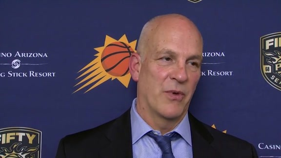 Jay Triano Postgame 12/16/17
