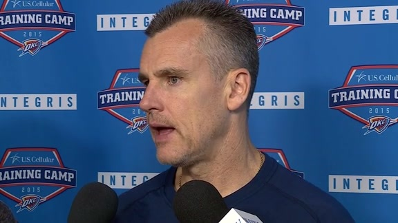 Thunder Blue and White Scrimmage Preview