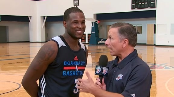1-on-1: Dion Waiters - 10/07